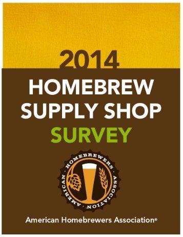 2014-Shop-Survey-Results