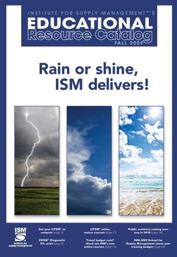 Download - Institute for Supply Management
