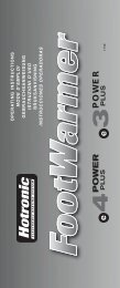 FW Instructions 1112e, COVER FRONT, 2011-04-07 ... - Hotronic