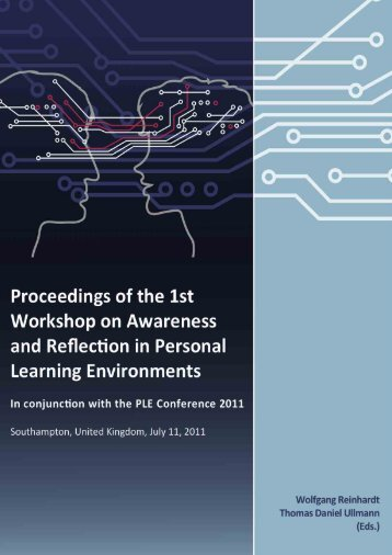 Awareness and Reflection in Personal Learning Environ