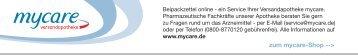 Sedariston® Konzentrat Hartkapseln - Mycare