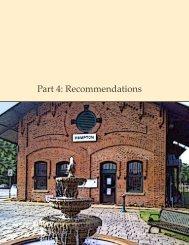 Part 4: Recommendations
