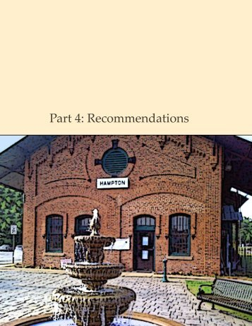 Part 4: Recommendations