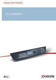 FS-3140MFP+ - KYOCERA Document Solutions