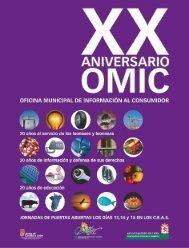 XX Aniversario OMIC (2498 Kb)