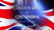 LONDON 2012 - Mi9