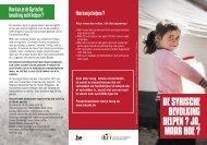 Brochure Syrie FR + NL bis.indd - Klasse