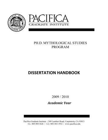 Dissertation fellowship 2009 2010