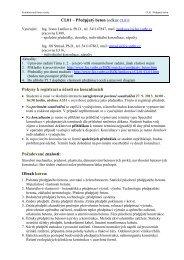 CL01 – Předpjatý beton (odkaz CL01) Pokyny k registraci a účasti ...
