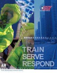 Train Serve reSpond - Texas Engineering Extension Service - Texas ...
