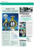 Präzisionsarmatur für die Orbitalschweißtechnik: GEFA Kugelhahn ... - Seite 2