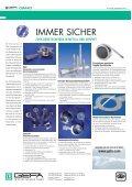Präzisionsarmatur für die Orbitalschweißtechnik: GEFA Kugelhahn ... - Seite 4
