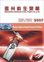 Mechanical Fuel Pumps List - All World, Inc.