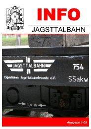 Weichen von Stefan Haag - Jagsttalbahn