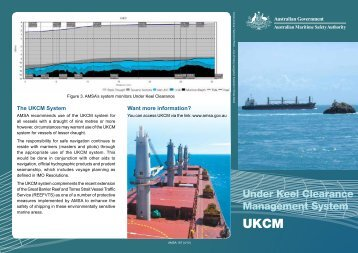 Pamphlet - Australian Maritime Safety Authority