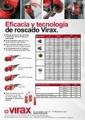 Roscadora electroportátil compacta y robusta - Page 4