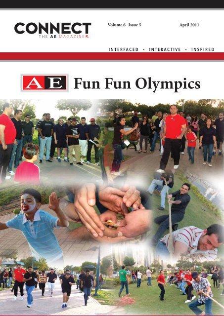 Fun Fun Olympics - AE.AE