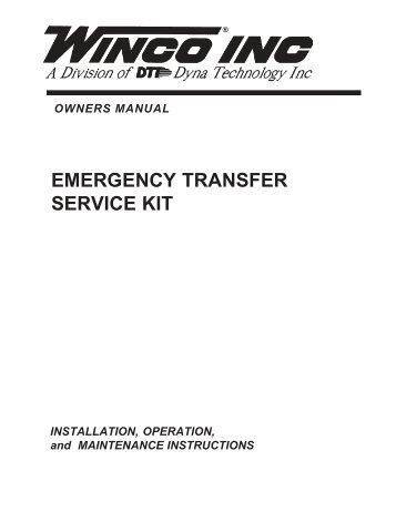 Dgc 2020 manual