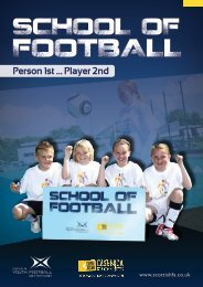 SOF Brochure 2012-13 - Scottish Football Association