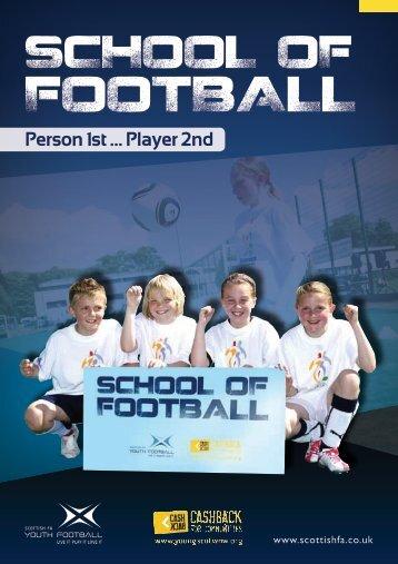 SOF Brochure 2012-13 - Scottish Football Association