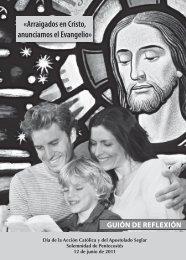 Reflexión de la Jornada - Conferencia Episcopal Española