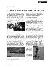 Naturland Hof Köster: Viel Öko-Milch von guter Weide