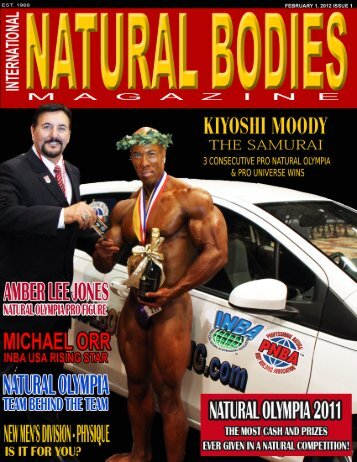 February 2012 - Natural Bodybuilding!