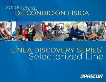 Selectorized Line - Precor