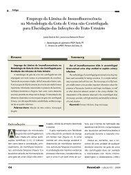 Emprego da Lâmina de Imunofluorescência na ... - NewsLab