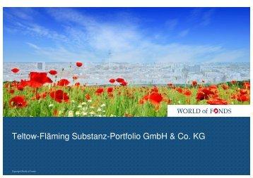 Teltow-Fläming Substanz-Portfolio GmbH & Co. KG - bei World of ...