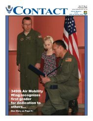 contact - 349th Air Mobility Wing