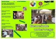 Gemeinde unterwegs 3-2008 - Evangelische Schaustellerseelsorge