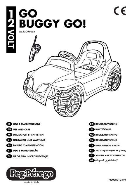 MOTORE E MOTORIDUTTORE PER AUTO E MOTO PEG PEREGO 6 VOLT