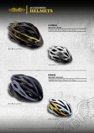 HELMETS - The Cyclery