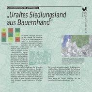 Tagwerk - Naturpark Bayerischer Wald