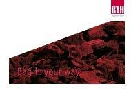 Bag it your way. - Bulk