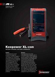 Keepower XL-con - Inelco