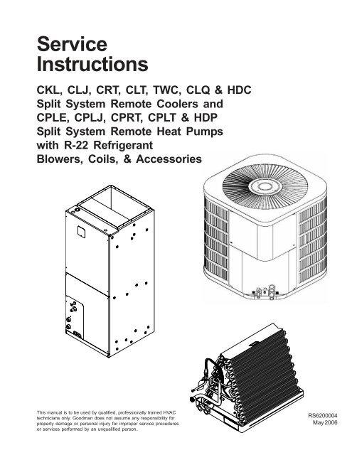 Goodman Heat Pump Cple30 1c Wiring Diagram goodman ar24-1 ... on