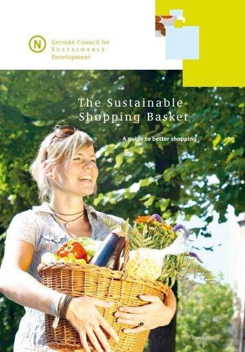 The Sustainable Shopping Basket