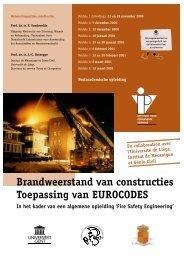 Brandweerstand - IVPV - Instituut voor Permanente Vorming