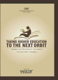 Taking Higher Education to the Next Orbit - CII