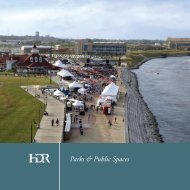 Parks and Public Spaces Brochure - HDR, Inc.