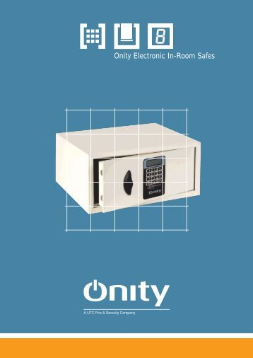 Onity Electronic In-Room Safes