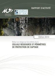 rapport d'activité - Conseil général du Morbihan