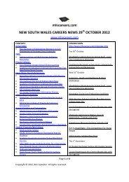 MHSCAREERS News Week 3.pdf - Burgmann Anglican School ...