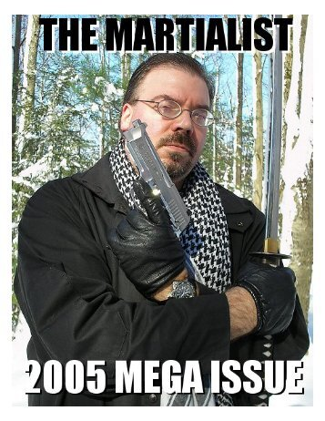 2005 Mega Issue - The Martialist