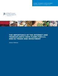 internet transatlantic data flows