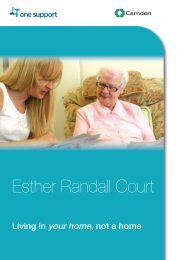 Esther Randall Court - One Housing Group