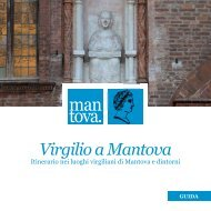 Monumento a Virgilio - Comune di Mantova