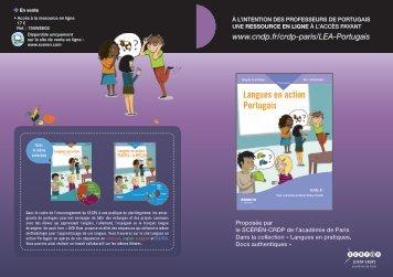 Langues en action Portugais - ADEPBA
